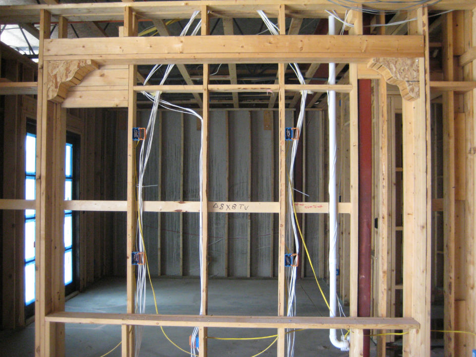 Residential Structured Cabling and Pre-Wire Services - VIP Integration